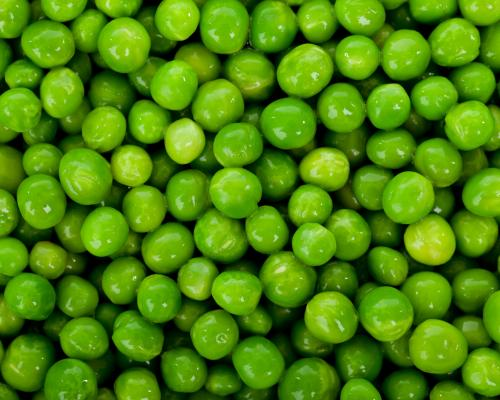 green peas background 1