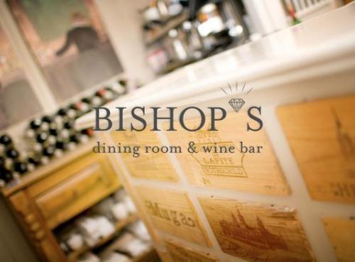 Bishops Exterior Dining Room