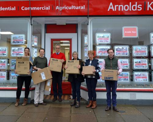 Arnolds Keys Agricultural team moves into new Aylsham office