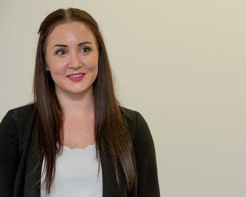 Claire Moore HR adviser at Lovewell Blake