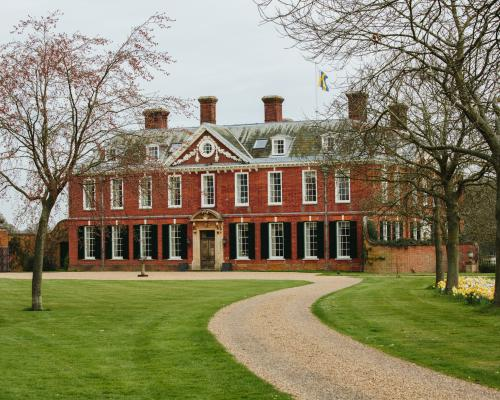 Ditchingham Hall
