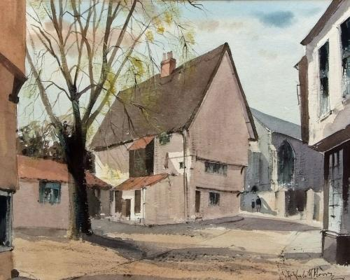 Elm Hill by Leslie Moore pre sale estimate 200 300