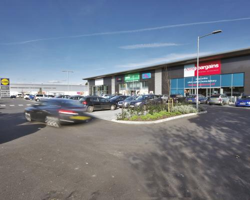 Haverhill Retail Park 2