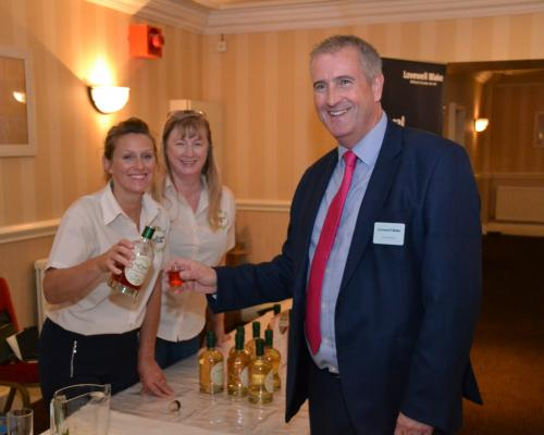 Lovewell Blake Lowestoft Tipple Tasting event Sep 2018