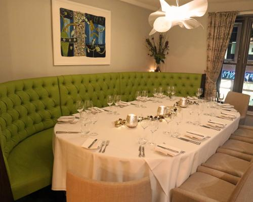 Roger Hickmans Restaurant private dining room 1