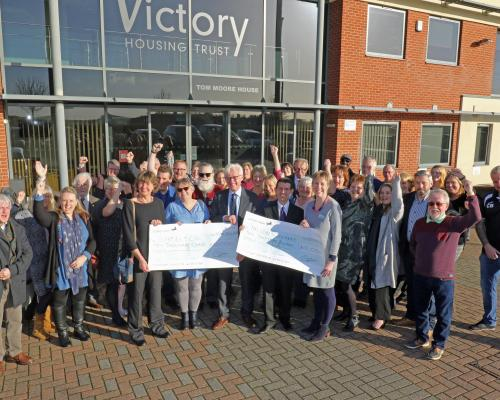 Victory Housing Community Fund presentation 2
