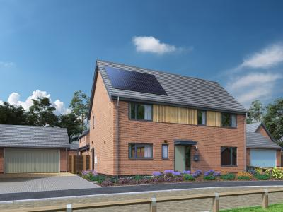 Abel Homes Walnut Tree Fields Plot 32