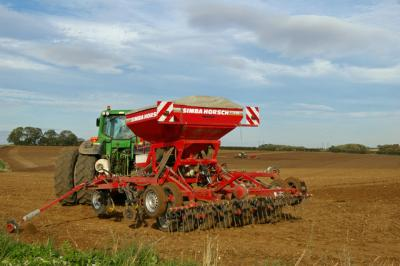 Horsch machinery