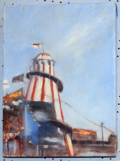 Luke Morgan Helter Skelter Norfolk estimate 80 120